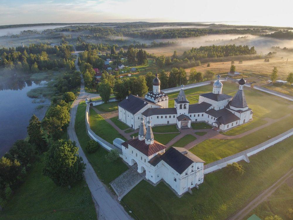 Богородице-Рождественский Ферапонтов мужской монастырь