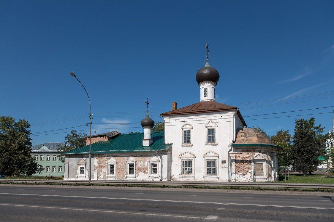 Храм Казанской иконы Божией Матери г. Вологды