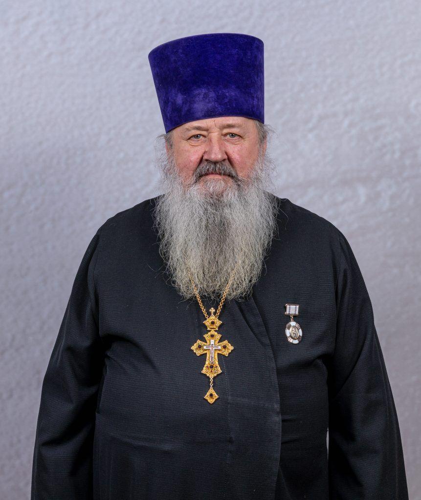протоиерей Валерий Барабошин