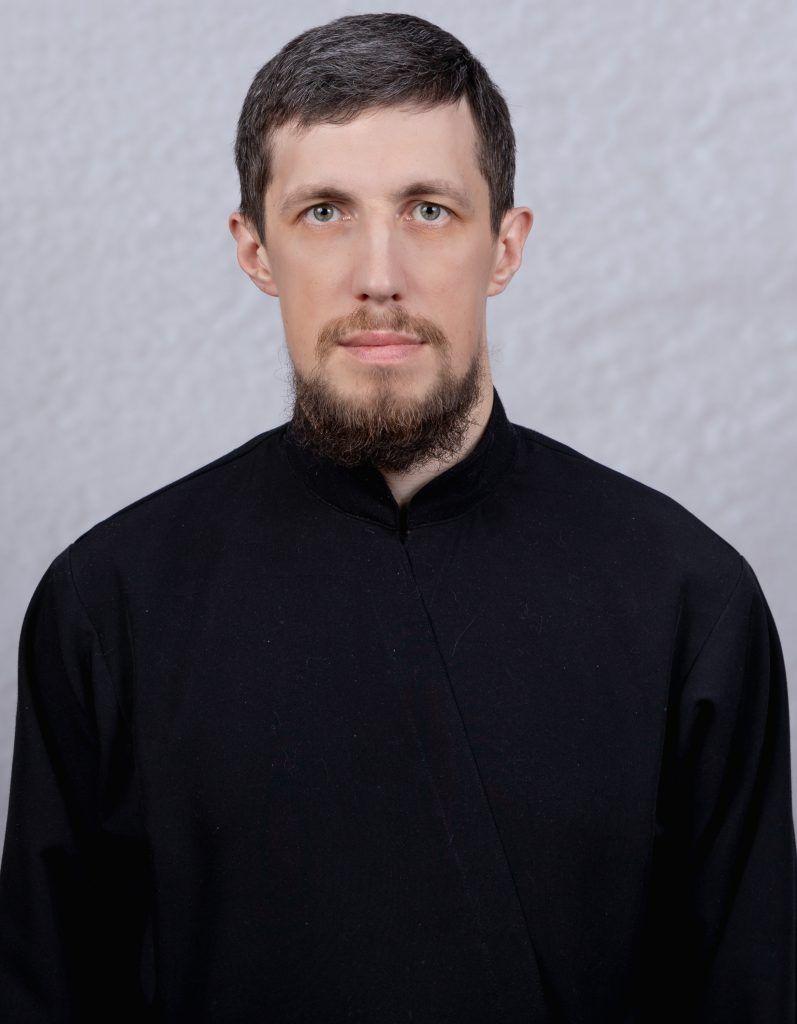диакон Сергей Селяков