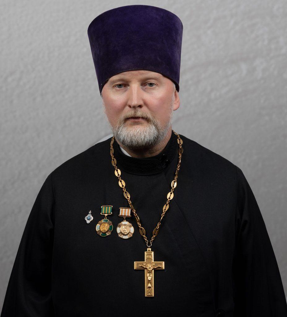 иерей Алексей Калин