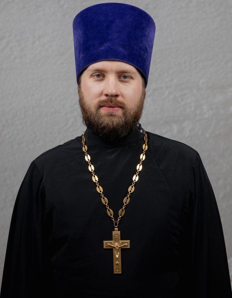 иерей Артемий Бушковский