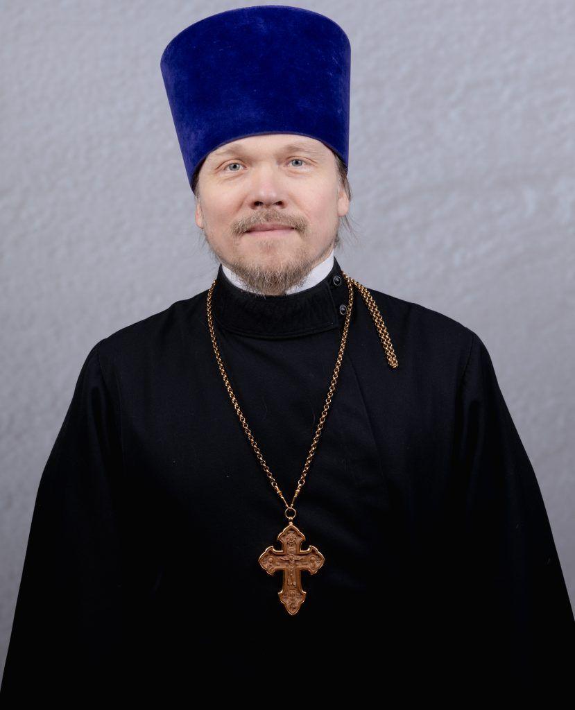 протоиерей Андрей Смирнов