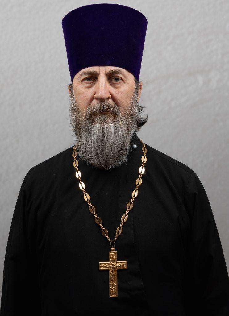 протоиерей Алексий Рожнов