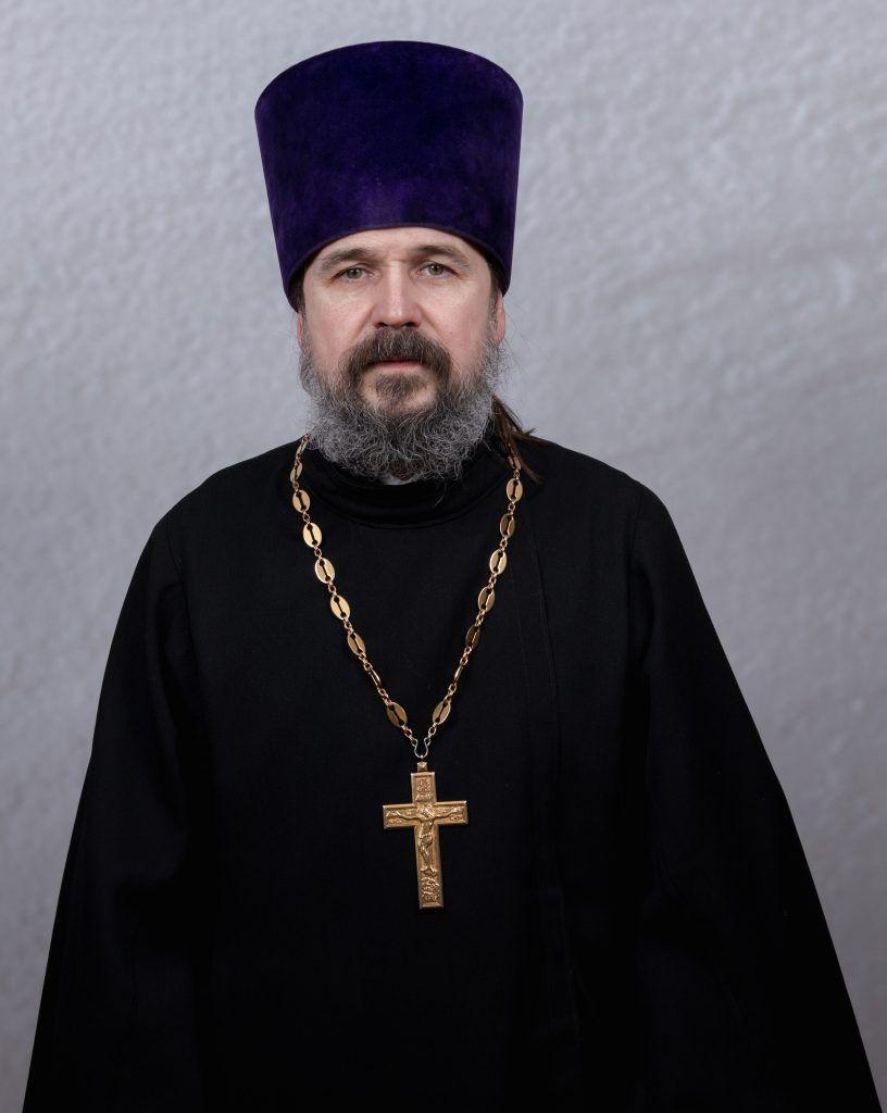 иерей Владимир Авсиевич