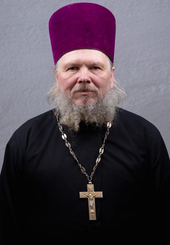 протоиерей Сергий Ершов