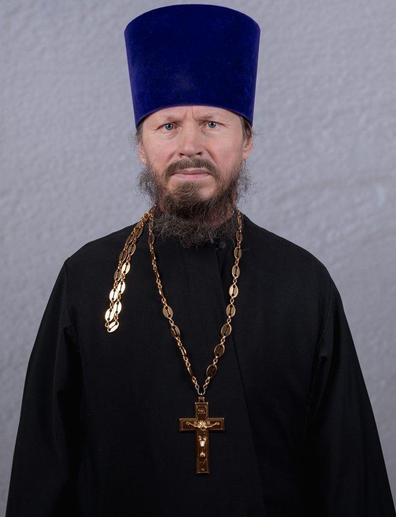 иерей Владимир Кутузов