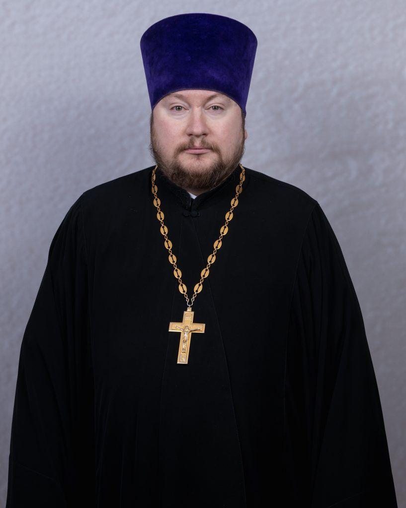 иерей Артемий Скворцов