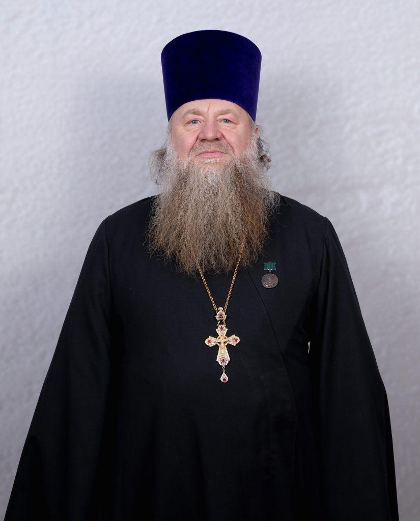 протоиерей Роман Сенников