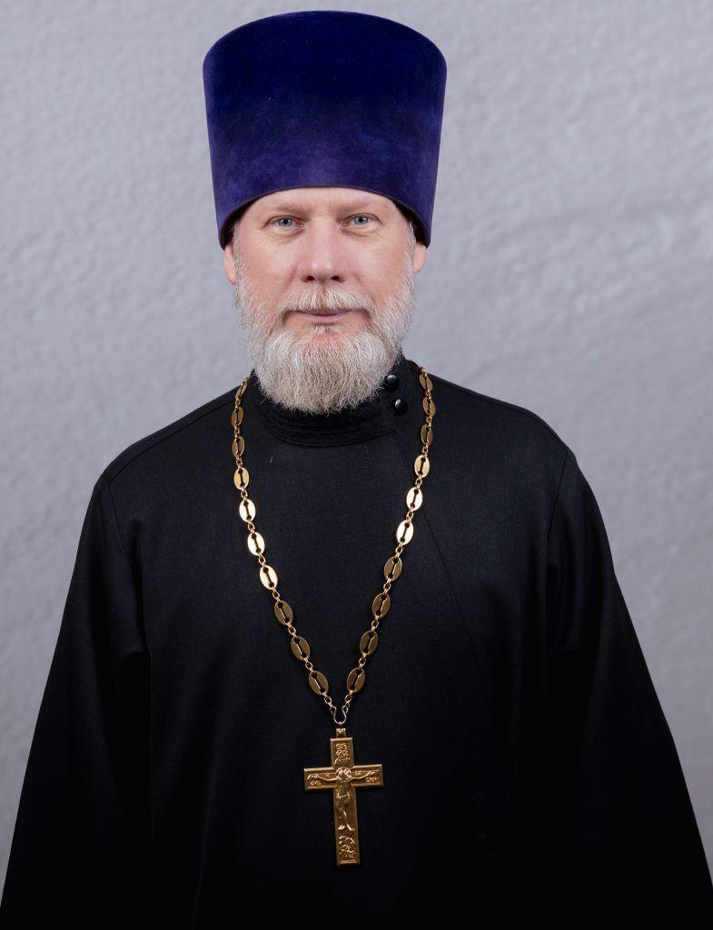 иерей Вячеслав Тюнев