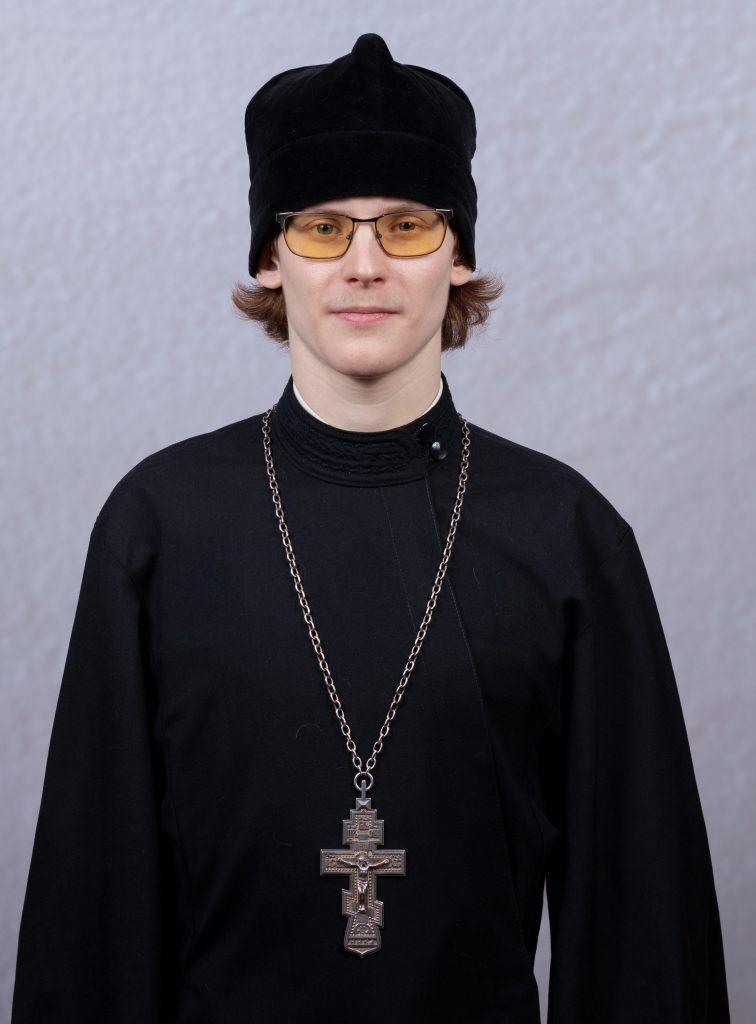 иерей Антоний Яблоков