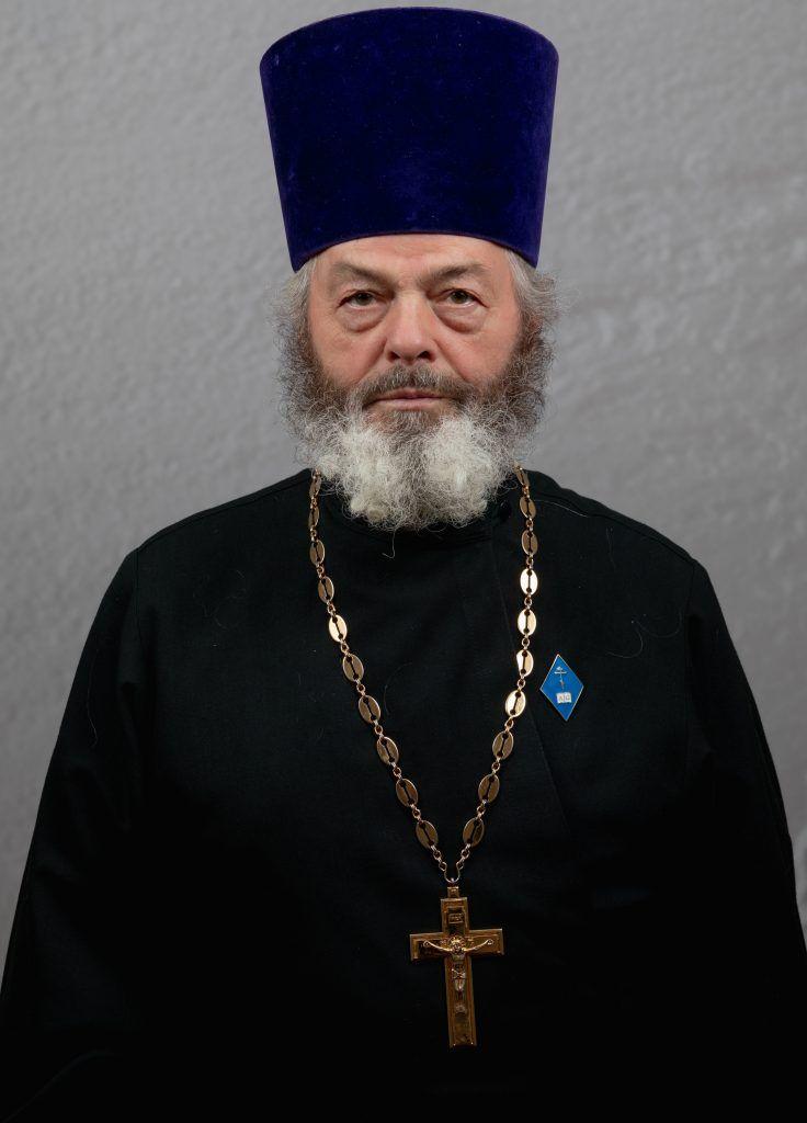 иерей Виктор Чебыкин