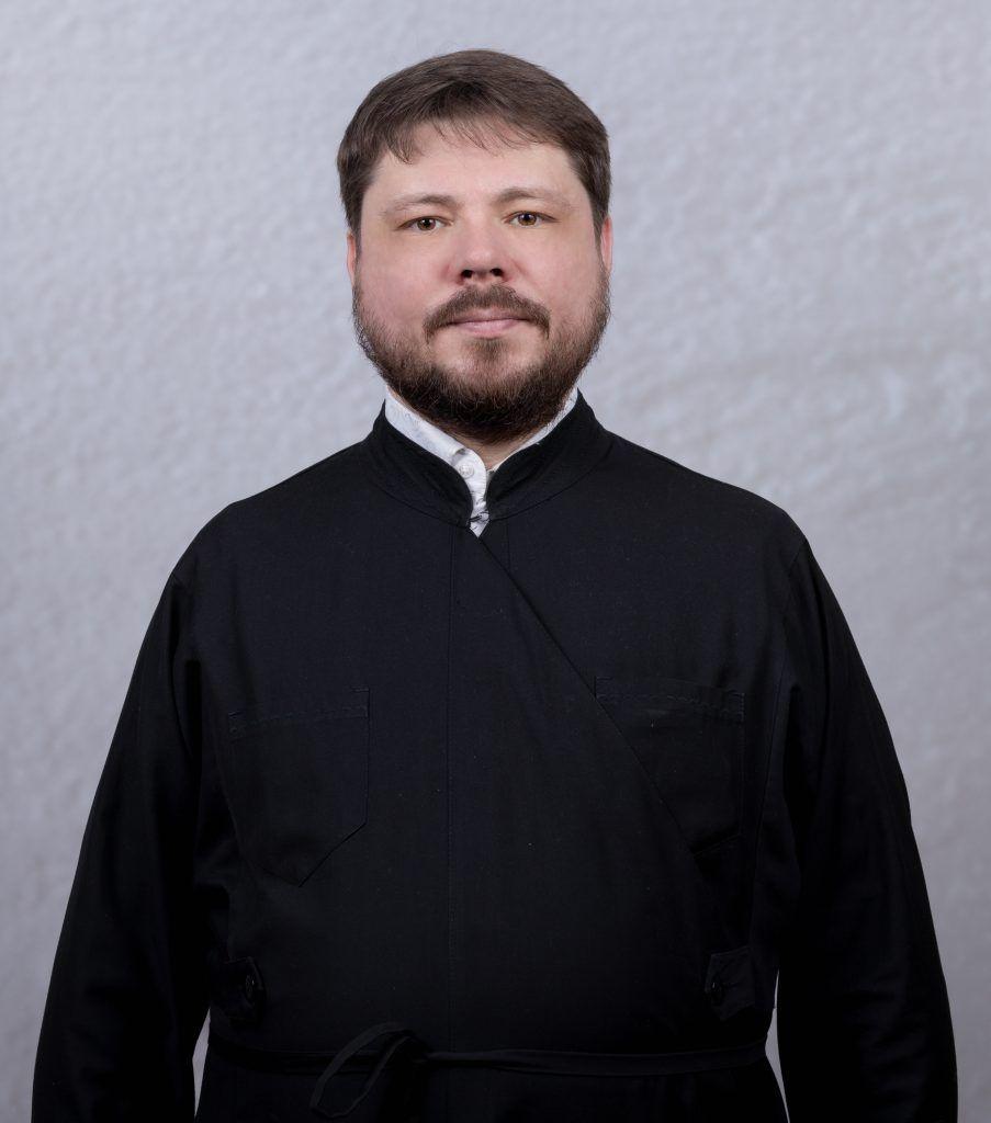 диакон Георгий Хоботов