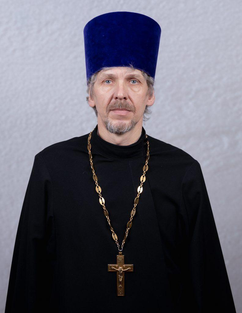 иерей Андрей Сауткин
