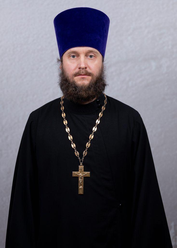 протоиерей Георгий Зарецкий