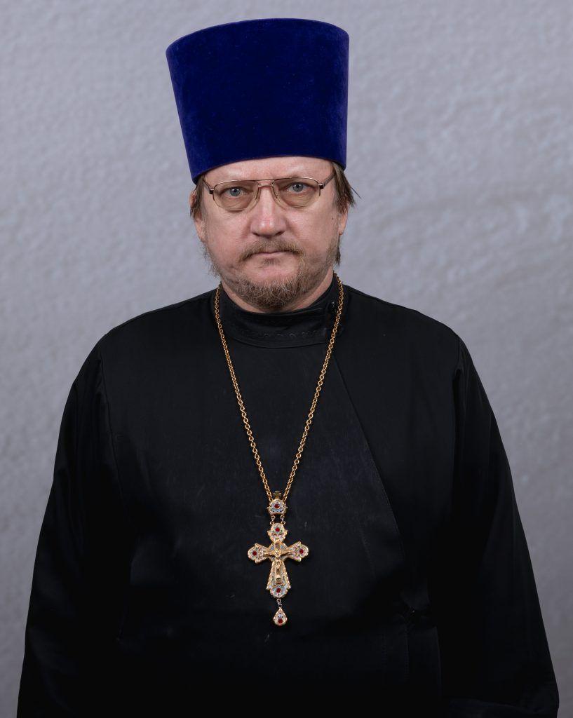 протоиерей Григорий Цебрук
