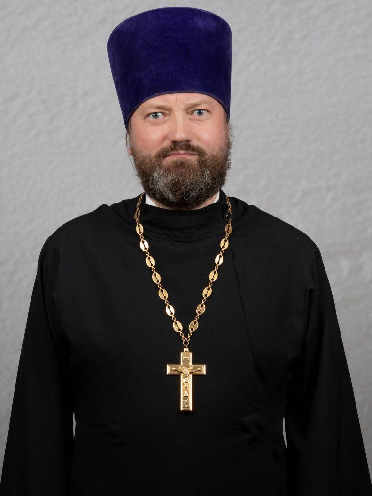 протоиерей Андрей Исаев