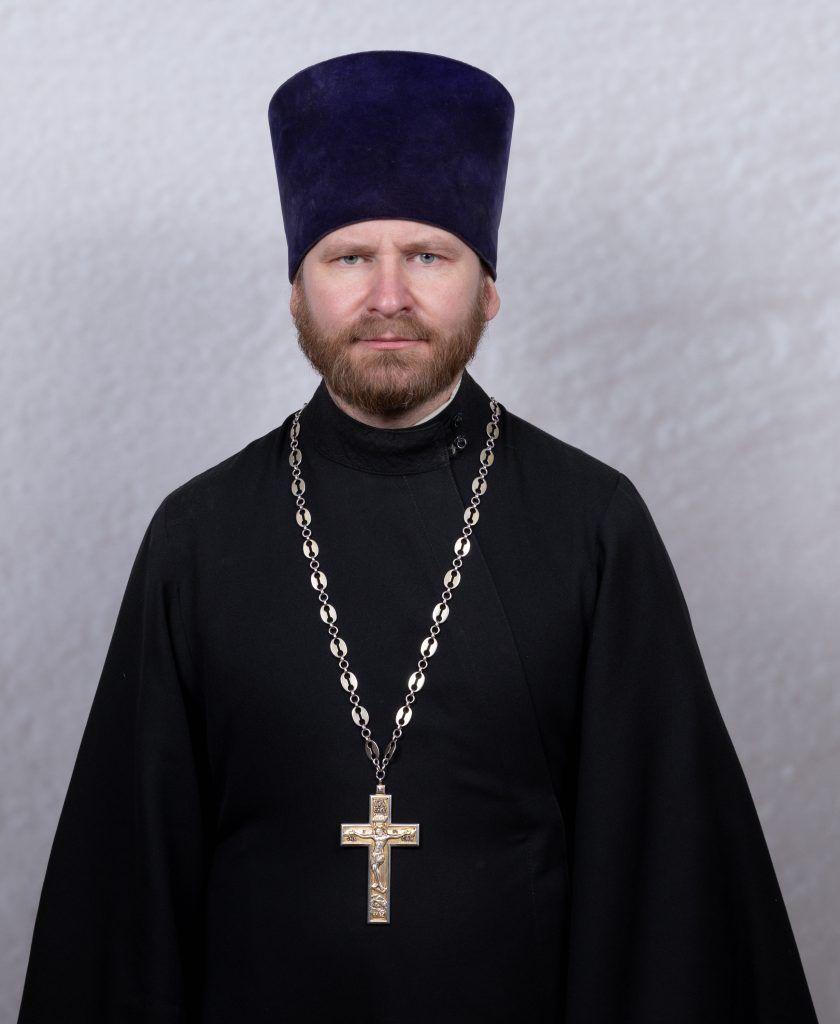 протоиерей Александр Лебедев