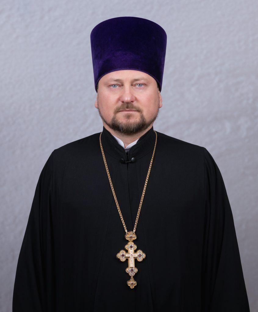 протоиерей Алексей Сорокин