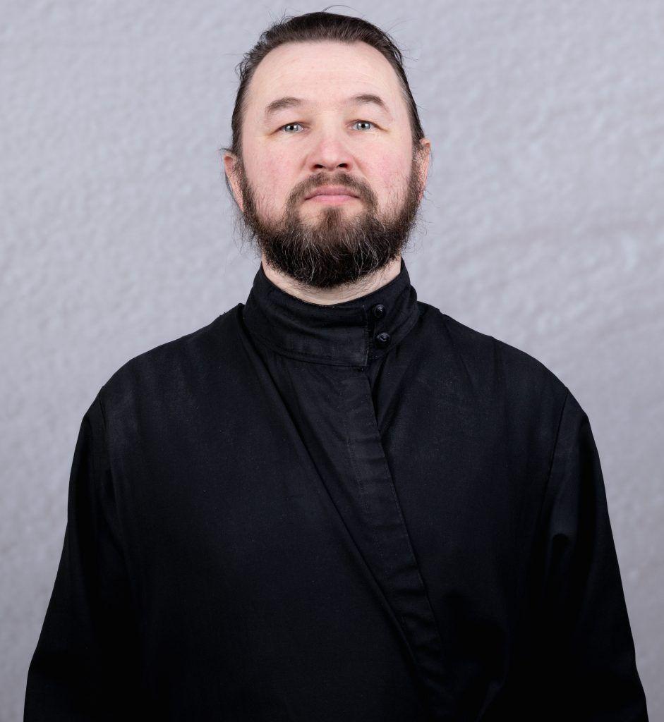 диакон Дмитрий Белобородов