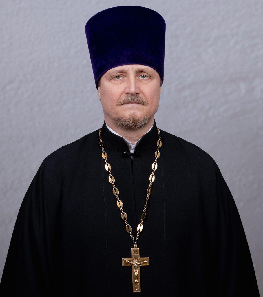 иерей Андрей Иванов