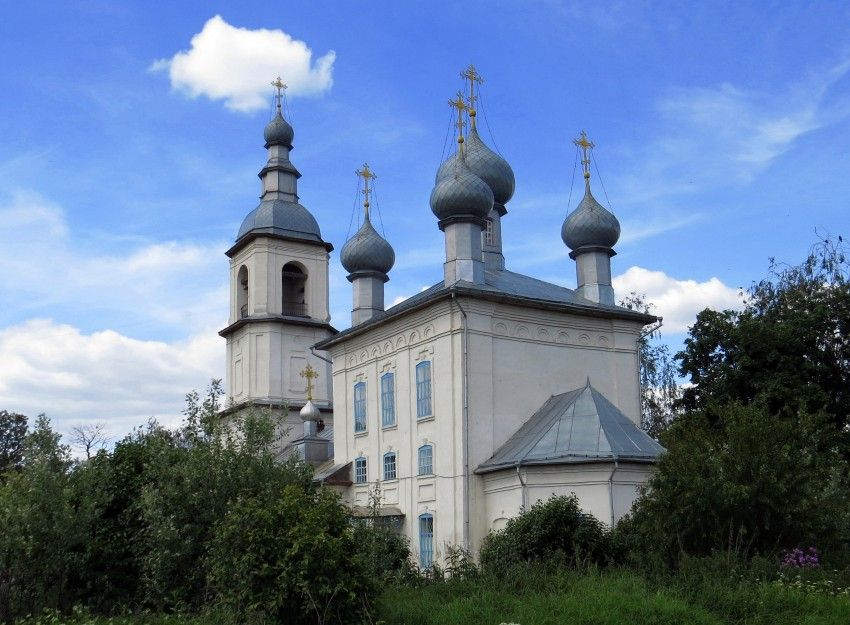 Храм Успения Божией Матери д. Скородумка