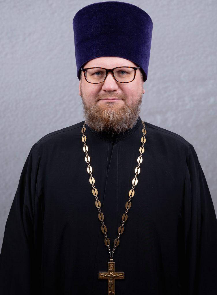 протоиерей Алексий Ровинский