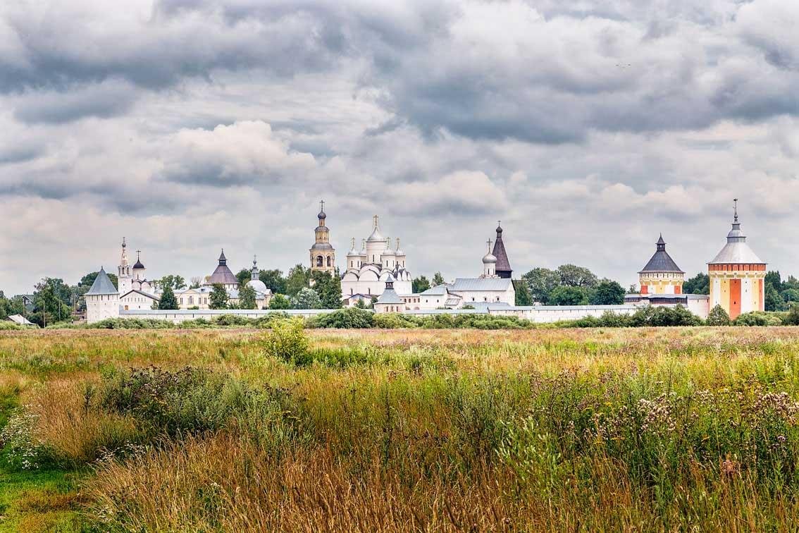 Спасо-Прилуцкий Димитриев мужской монастырь г. Вологды