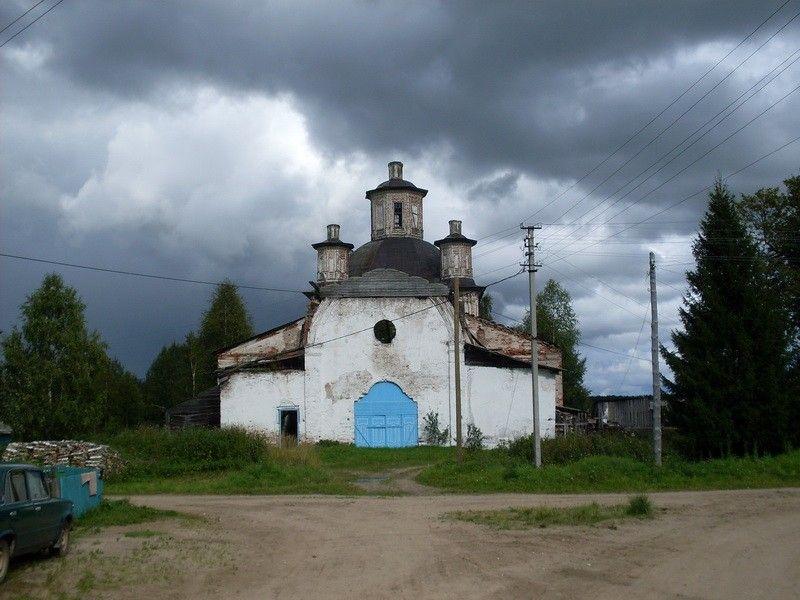Храм Покрова Пресвятой Богородицы с. Чушевицы