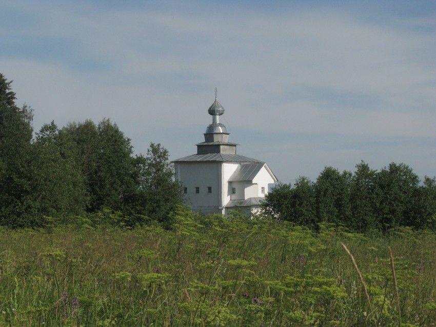 Храм Рождества Иоанна Предтечи д. Никольская