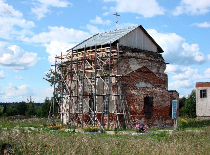 Храм апостола Иоанна Богослова д. Новгородово