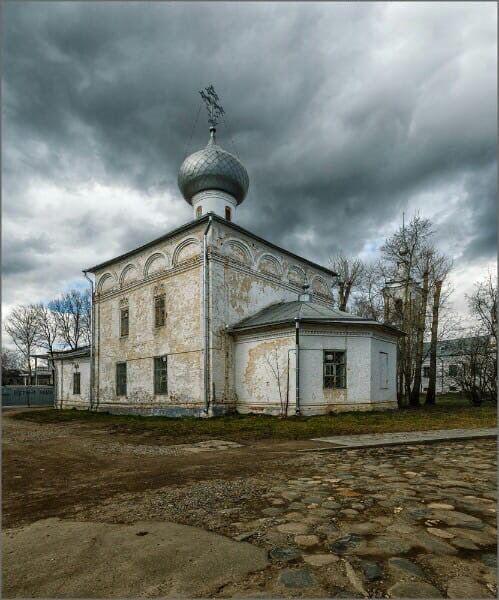 Храм святого пророка Илии г. Вологды