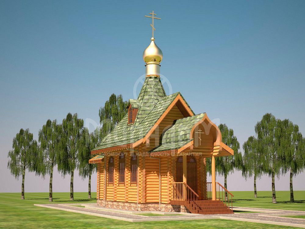 Храм Покрова Пресвятой Богородицы п. Кипелово