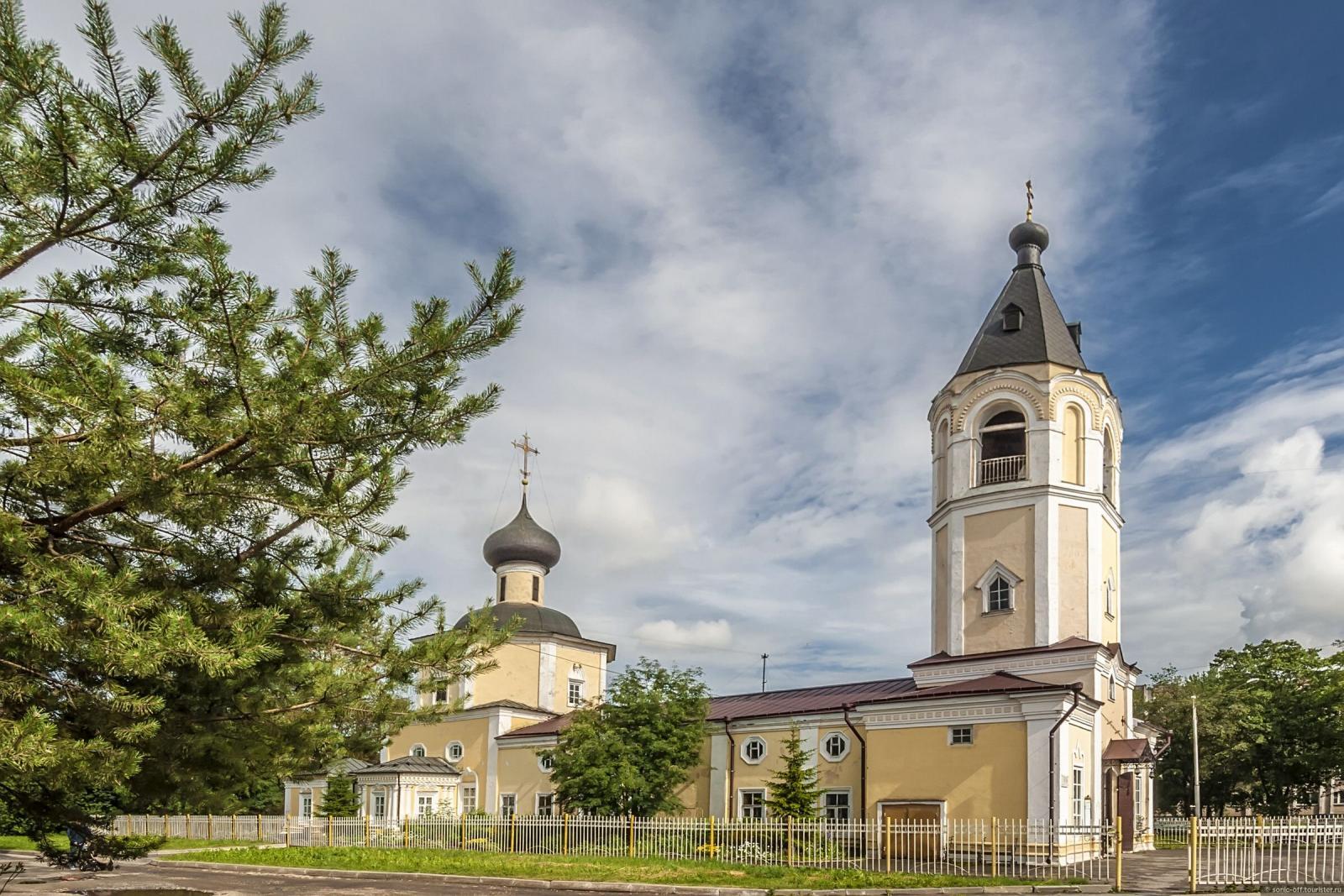Храм Покрова Пресвятой Богородицы на Козлене г. Вологды