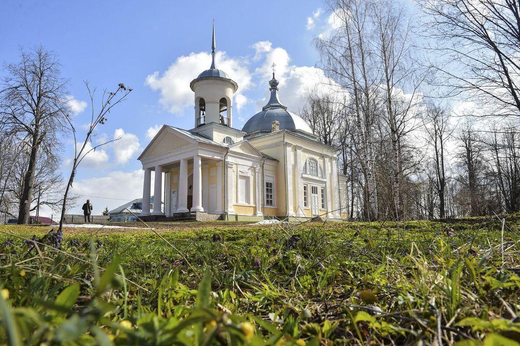 Храм Покрова Пресвятой Богородицы, д. Покровское