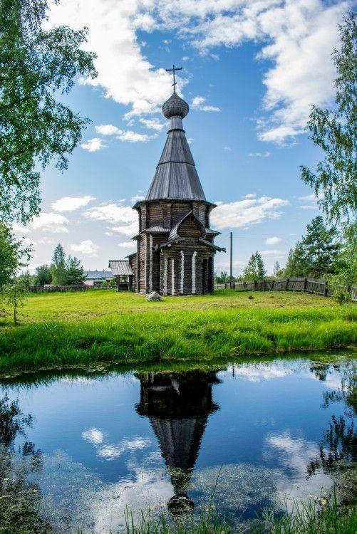 Храм прп. Нила Сорского с. Ферапонтово
