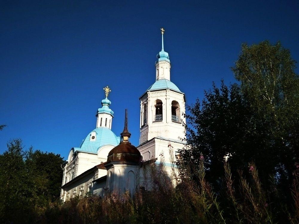 Храм Покрова Пресвятой Богородицы д. Аксенова