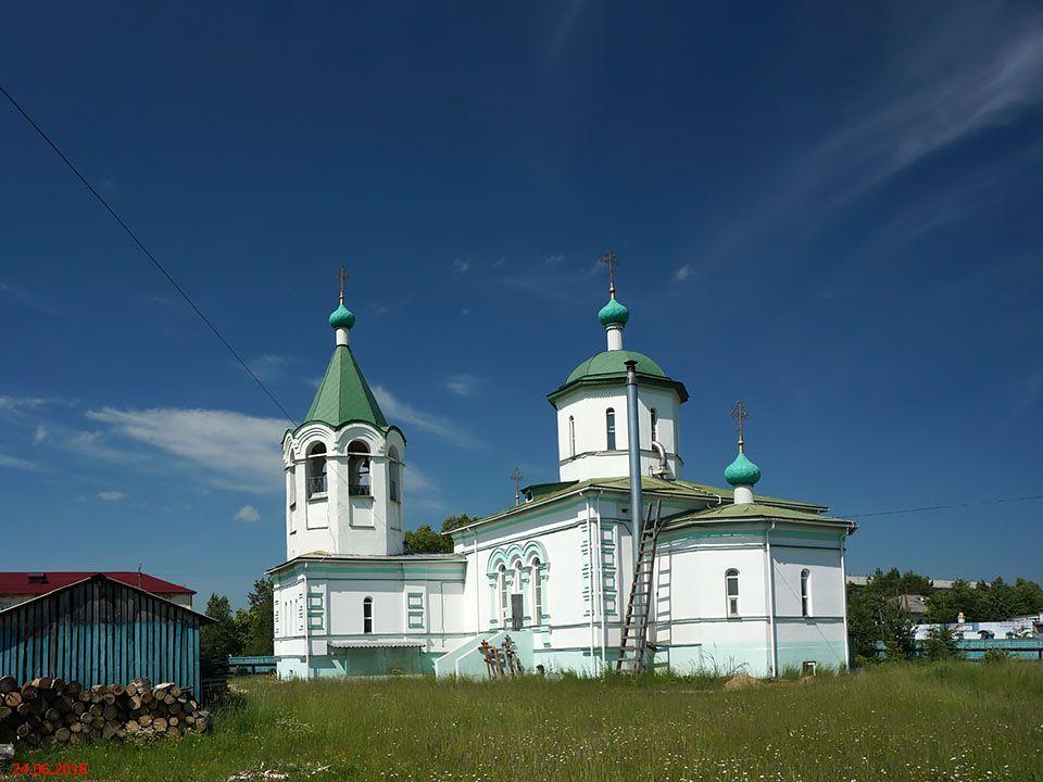 Храм Серафима Саровского г. Харовск