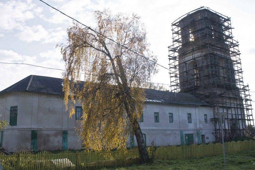Храм святителя Николая с. Старое
