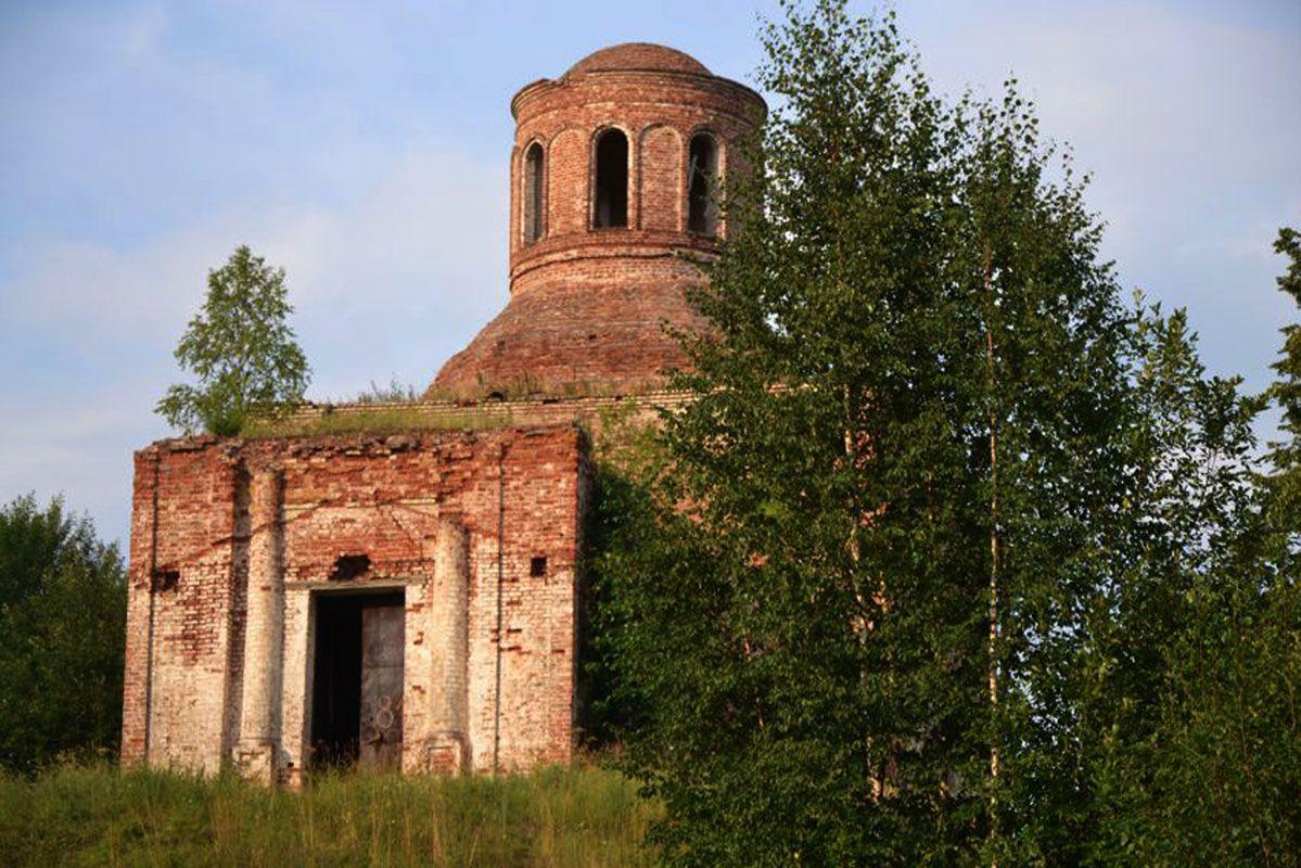 Церковь Покрова Пресвятой Богородицы д. Чижово