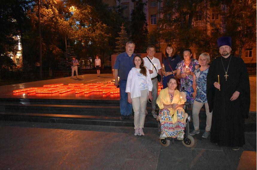 В Вологде накануне Дня памяти и скорби был дан старт акции «Вахта памяти».