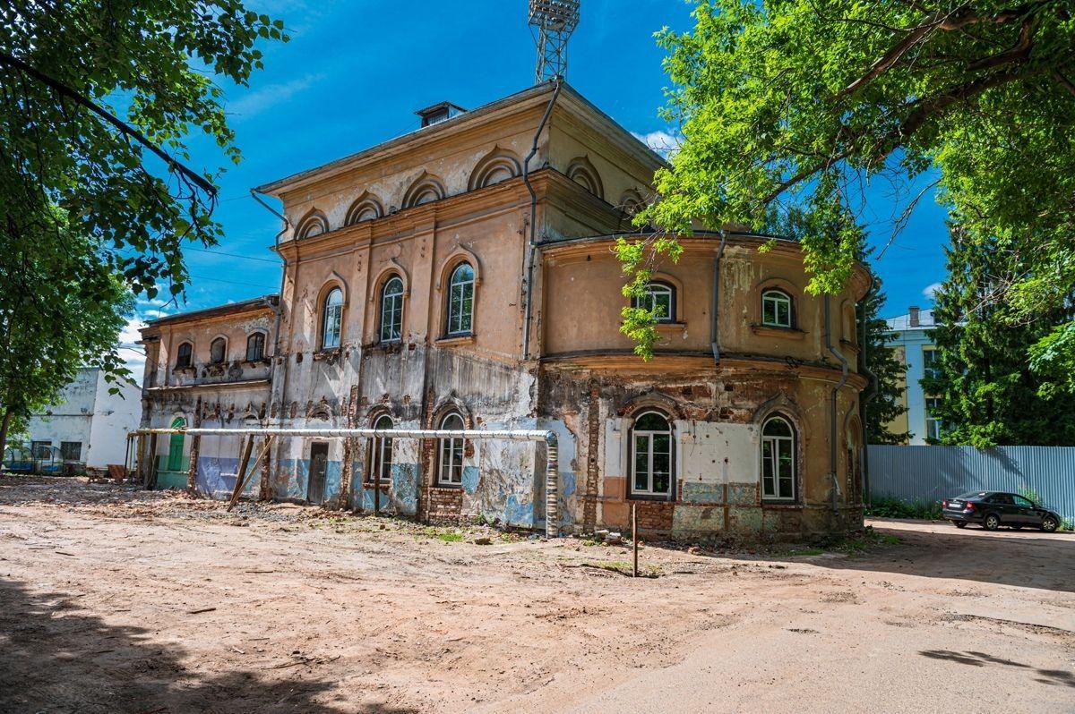 Архиерейское подворье «Свято-Духов мужской монастырь»