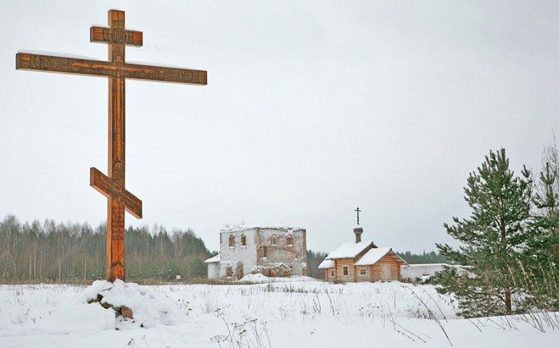 Архиерейское подворье «Спасо-Евфимиев Сямженский монастырь»
