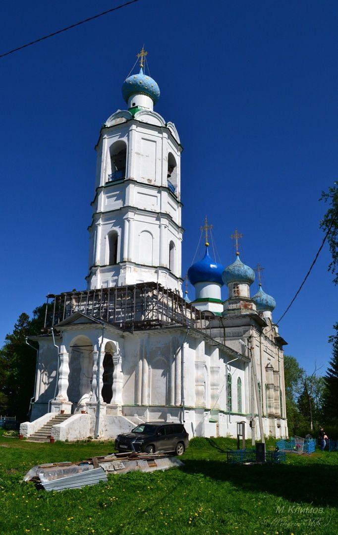 Храм святителя Афанасия Великого д. Чирково