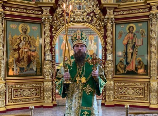 Богослужебный график епископа Игнатия на июль-август 2021 года