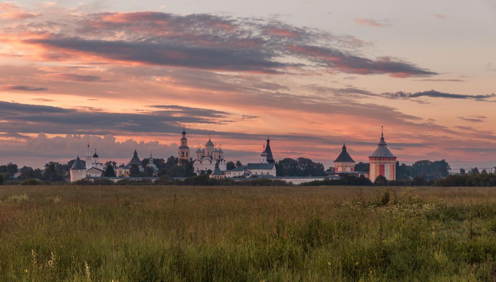 В 2021 году исполняется 650 лет Спасо-Прилуцкого Димитриева мужского монастыря г. Вологды