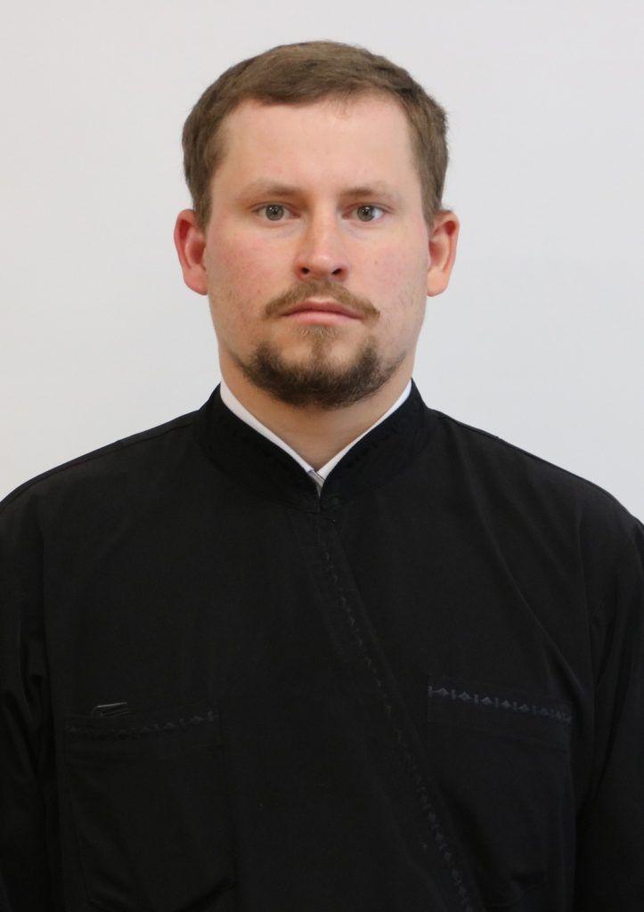 диакон Андрей Кашинцев