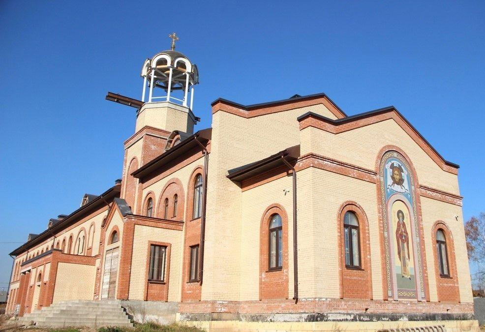 В Череповце состоятся освящение и установка колоколов домового храма праведного Иоанна Кронштадтского