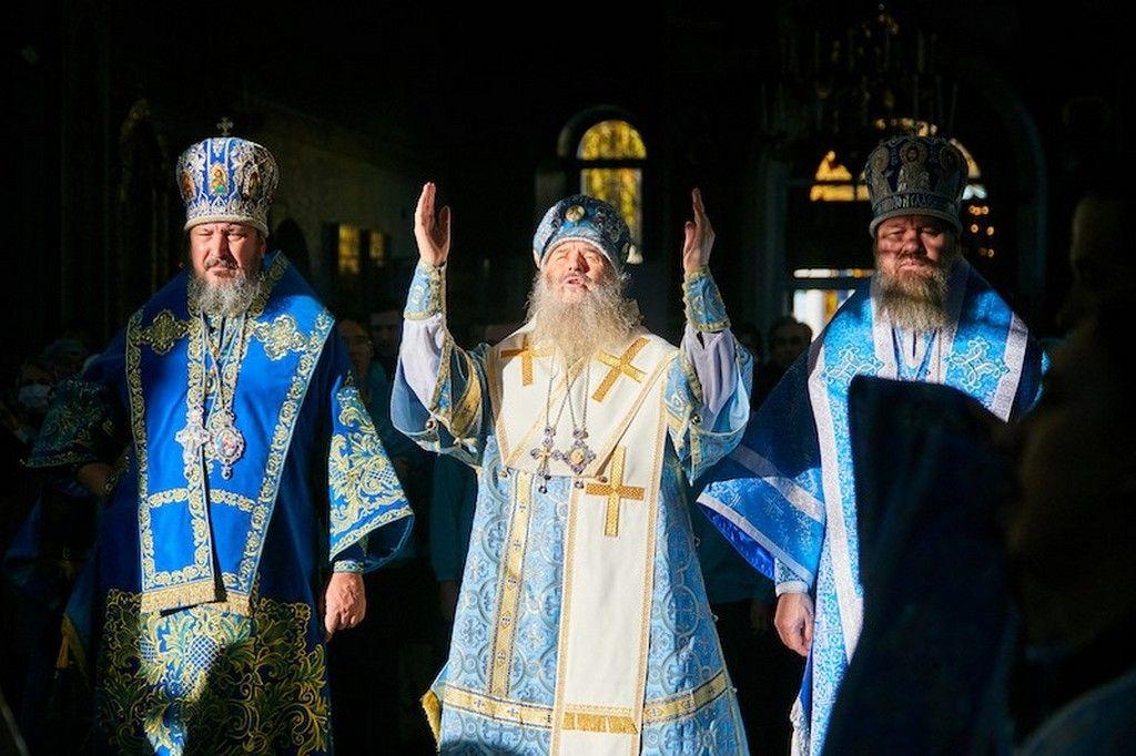 Епископ Игнатий принял участие в торжествах по случаю 75-летия образования Чебоксарско-Чувашской епархии