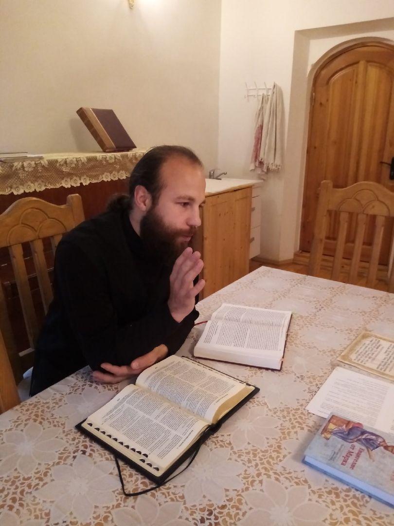 В Георгиевском храме Великого Устюга проходят Евангельские беседы